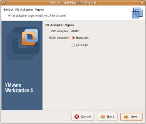 vmware-scsi-adapter